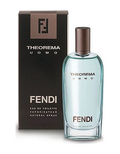 Fendi Theorema Uomo Eau de Toilette Spray 50 ml