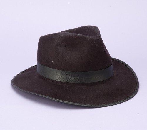 Hat - Gangster Black (Hüte & weitere Kopfbedeckungen)
