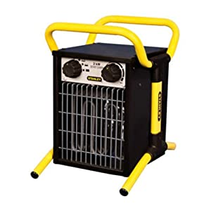 Stanley ST-02-230-E – Calentador eléctrico industrial/turbo