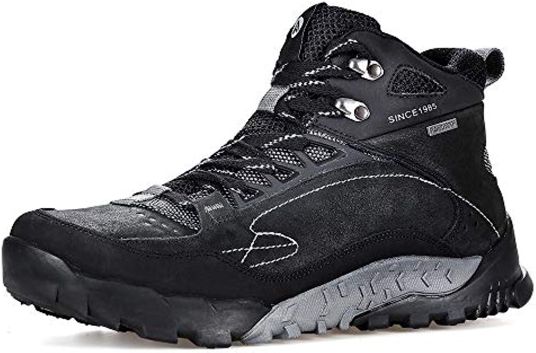 Sunjcs ,  Scarpe da Camminata ed Escursionismo Uomo, Nero (Nero), 39,5 EU | Caratteristiche Eccezionali  | Sig/Sig Ra Scarpa