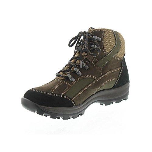 Waldläufer Holly, Waldläufer-Tex, Schnürstiefel 471900-911-742 Braun