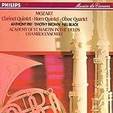 Mozart: Clarinet Quintet / Horn Quintet / Oboe Quartet
