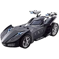 Justice League Coche Batmóvil con Misiles de Ataque, (Mattel FVM60)