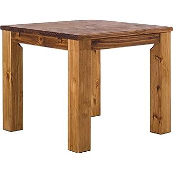 Esstisch - Hugo - Esstisch Tisch 100x100 cm Eiche massiv