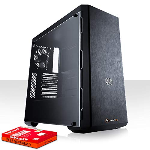Fierce Reaper High-End Gaming PC - Schnell 4.0GHz Hex-Core Intel Core i5 8400, 1TB Festplatte, 8GB 2666MHz, NVIDIA GeForce GTX 1060 3GB, Windows Nicht Enthalten 1004259