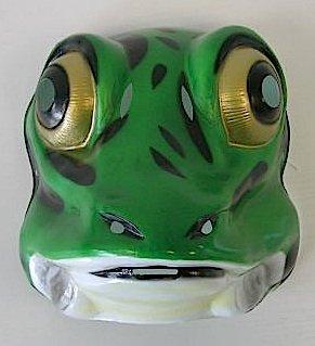 Kostüm Und Frosch Kröte - Festartikel Müller Tiermaske Frosch Froschmaske Tierkostüm Kröte