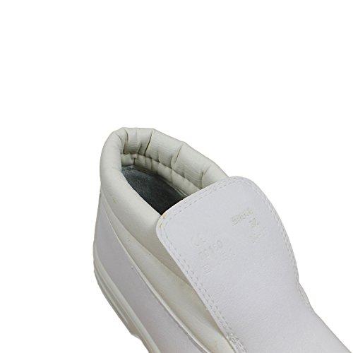 Ergos Vienne 2 S2 Sicherheitsschuhe Arbeitsschuhe hoch Weiß B-Ware Weiß