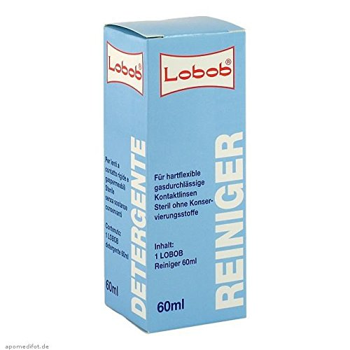 EYE CARE Lobob Oberfl.Reinig 60 ml Lösung