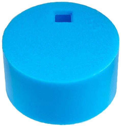 neoLab 7-8071 Kryoröhrchen-Deckeleinsätze, Blau (500-er Pack)