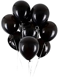 AIERNUO 100 pcs Balloons 12 inches Thick Latex Balloons