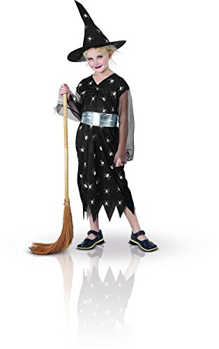 Rubie 's–454212M–Kostüm–Kostüm–Mädchen–Hexe Spinne–Größe M (Spinne Kostüm Mädchen)