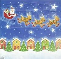 Caltime Santa's Trip Advent Calendar