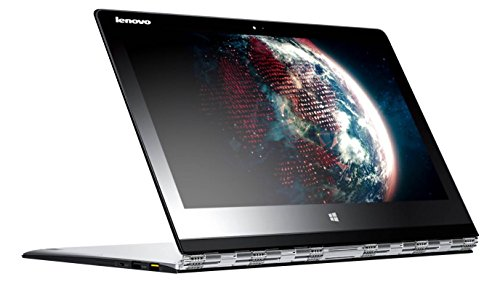 "Lenovo Yoga 3 Pro - Portátil táctil de 13.3""  QHD (Intel Core M-5Y51, 8 GB de RAM, 256 GB SSD, Intel HD Graphics 5300, Windows 8.1 actualizable gratuitamente a Windows 10), Color Naranja - Teclado QWERTY Español"