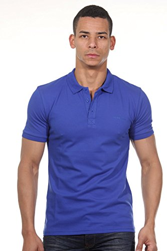 EX-PENT Poloshirt Blau