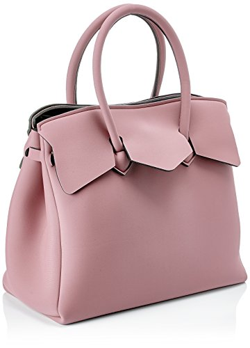save my bag Miss 3/4, Borsa a Mano Donna, 39.5x34x19 cm (W x H x L) Rosa