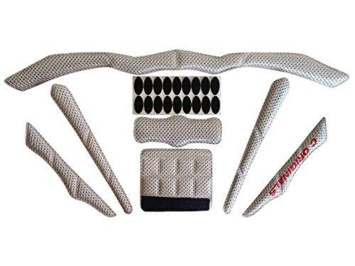 C Originals S380/Universal Ersatz-Pads für Fahrradhelme im Set, Einheitsgröße