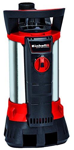 Einhell Schmutzwasserpumpe GE-DP 7935 N-A ECO (790 W, 19.000 ltr./Std, max. Förderhöhe 9 m, Anschluss 47,8 mm, hochwertige Gleitringdichtung, Kunststoff-Edelstahl-Gehäuse, inkl. Universalanschluss)