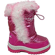 Foster Footwear - Botas de nieve niña chica