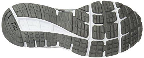 Mizuno Synchro MX Synthétique Chaussure de Course Silver-Grey-Black