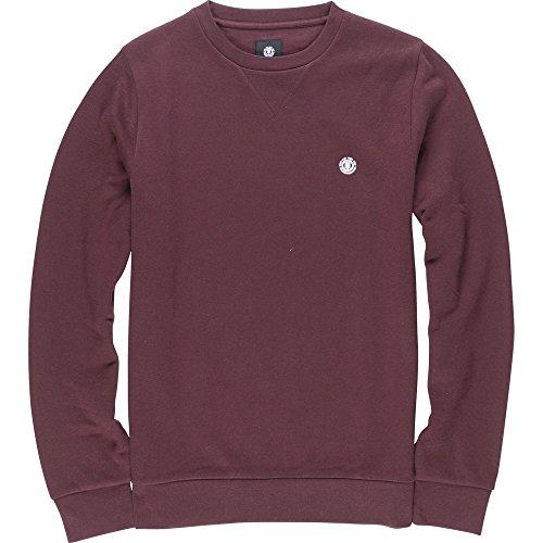 Cornell Crew Neck Größe: XL Farbe: Rot (Crew Element Sweater)
