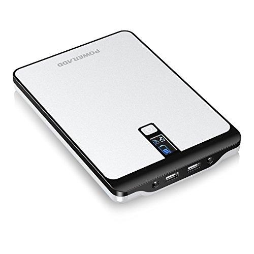 POWERADD Pilot Pro2 23000mAh Power Bank 4.5A DC (5V / 9V / 12V / 16V / 19V / 20V, 3 Ports) Output Baterai Eksternal dengan Layar LCD untuk MacBook, Laptop, Smartphone dan Tablet