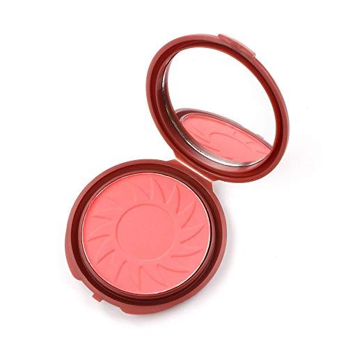 Vovotrade Blush Fard à joues monochrome maquillage pêche mat Doux Hydratant Naturel Léger Réparation 1PC Imperméable Durable Éclaircissant Pore Multicolore Nude Lumineux Maquillage Blush