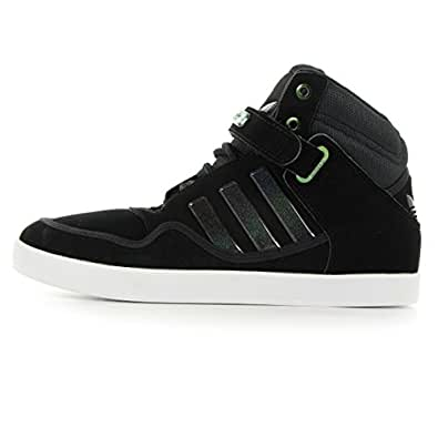 air jordan retro 13 pas cher - adidas Originals Varial Mid J, Baskets mode mixte enfant, Noir ...