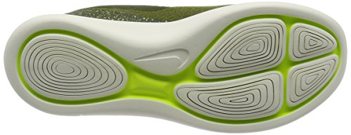 Nike, Sneaker uomo blue glow black racer blue 404 45 EU Camper Green 300
