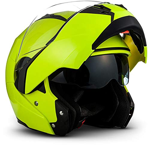 SOXON SF-99 Matt Black · Scooter Moto Cruiser Sport Casco da motocicletta modulare Modular-Helmet Flip-Up Urban Integrale Urbano · ECE certificato · con due visiere · compresi Sacchetto portacasco · Nero · M (57-58cm)
