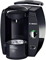 Bosch TAS4000GB Tassimo Fidelia T40 Hot Beverage Machine, Black