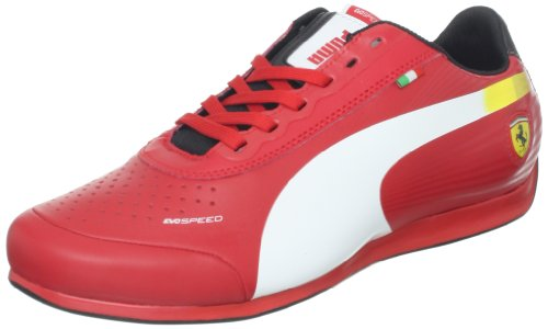 Puma Evospeed 1.2 Low Ferrari Fashion Sneaker - Rossa Corsa