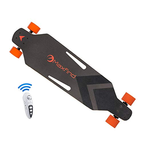 Maxfind Hoverboard Accessori Mini Go Kart Carrello fisso con nero rosso e bianco per 2 ruote Bilanciamento scooter 6.5 \'\' 8 \'\' 10 \'\' per bambini Adulti (white) (Black) (Red)