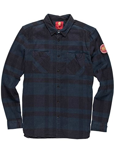 Element - Chemise Ml Westgate Homme - Taille:one Size ECLIPSE NAVY