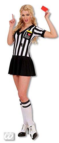 Schiedsrichter Kostüm Medium (Scary Mary Kostüme)