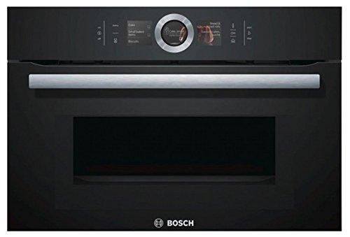 Bosch CMG636BB1 four - fours (Intégré, Electrique, Noir, toucher, 560 x 550 x 450 mm, TFT)