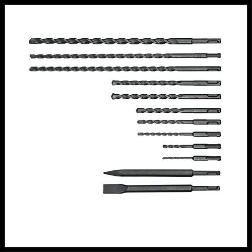 Einhell Bohrhammer TC-RH 900 Kit im Test: Leistungen und Erfahrungen - 3