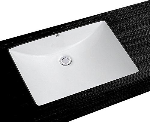 Waschbecken - Waschtisch | Unterbauwaschbecken · Handwaschbecken · Keramik Waschbecken | Burgtal 17805