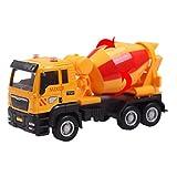 Coche de juguete Vovotrade 1:55 Vehículo de juguete de camión volquete de ingeniería