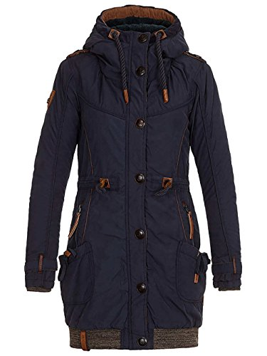 Naketano Becky Pupst Jacket Dark Blue M