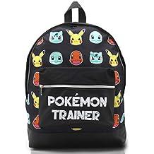 Amazon.es: mochila escolar pokemon - Negro