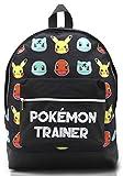 Cartable Pokemon Primaire Sac a Dos Enfant Garcon Fille College Gymnase avec Let's Go Pikachu Bulbasaur Charmander