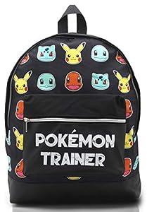 Mochila Pokemon Escolar Let's Go