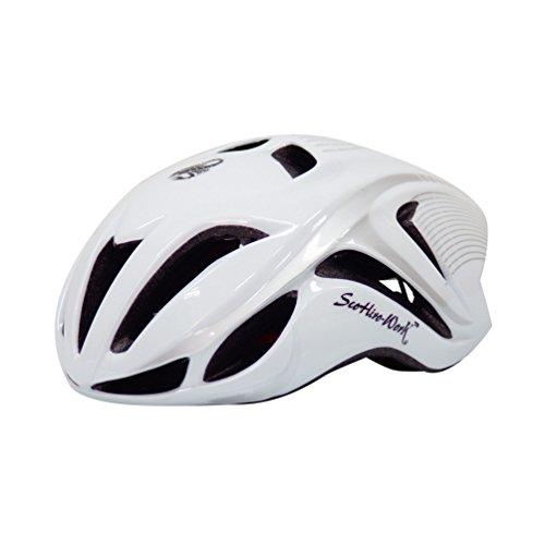 Dooxi Erwachsene Leichtgewicht Atmungsaktiv Fahrradhelm Professionellem MTB Mountainbike Helme 58-62cm