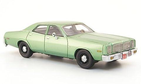 Dodge Monaco, met.-grün, 1978, Modellauto, Fertigmodell, American Excellence / Neo 1:43