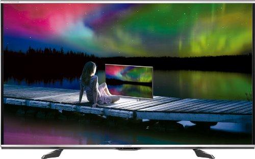 Sharp LC-60 UQ 10 E 152 cm ( (60 Zoll Display),LCD-Fernseher,800 Hz )