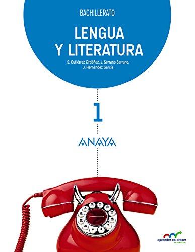 Lengua y Literatura 1. (Aprender es crecer en conexión) - 9788467826852 por Salvador Gutiérrez Ordóñez