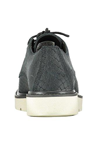 Timberland Kenniston Lace Ox JET BLACK  WOMAN  Size  37 EU  6 US   4 UK