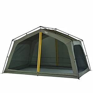 416Yx7w4ApL. SS300  - Wenzel Zephyr Unisex Outdoor Screen House Tent available in Grey - Size 13 x 9 feet