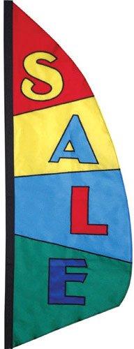 Premier Kites 26113Commercial Feder Banner, Verkauf Block, 3-1/Empfangsbereich