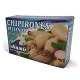 Produkt-Bild: Chipirones - kleine Tintenfische, ganz in Öl